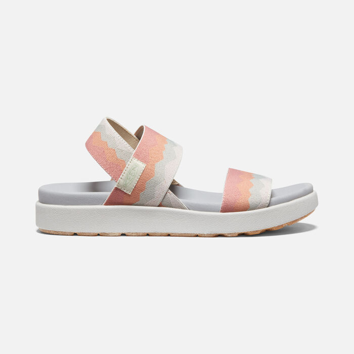 ELLE BACKSTRAP SANDAL POUR FEMME in Brick Dust/Vapor - large view.