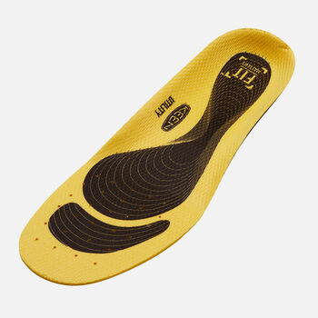 Men's UTILITY K-10 Replacement Insole in Yellow - large view.
