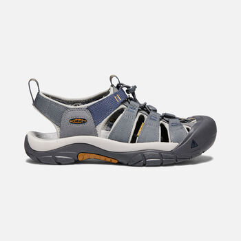 Men's NEWPORT HYDRO in STEEL GREY/PALOMA - large view.