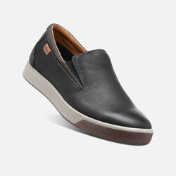 Men's Glenhaven Slip-On in Black - small view.