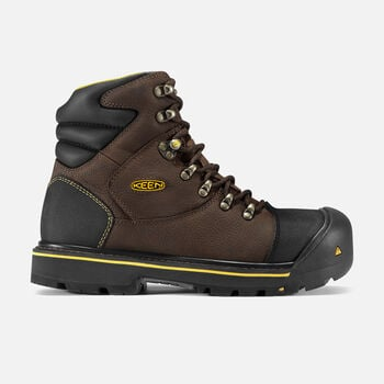"Men's Milwaukee 6"" (Steel Toe) in Slate Black - large view."