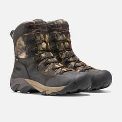 """Men's DETROIT 8"""" Waterproof (Soft Toe) in Mo Infinity - small view."""
