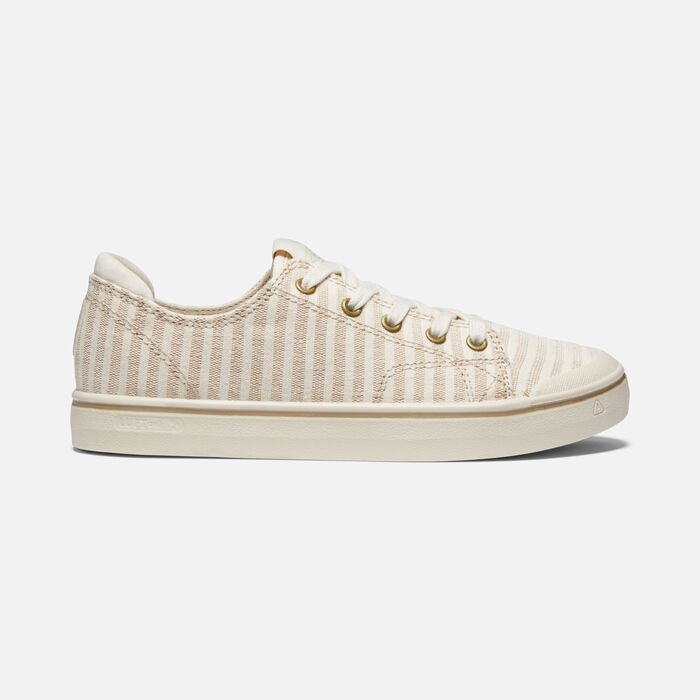 Women's Elsa IV Sneaker in Natural/Birch - large view.