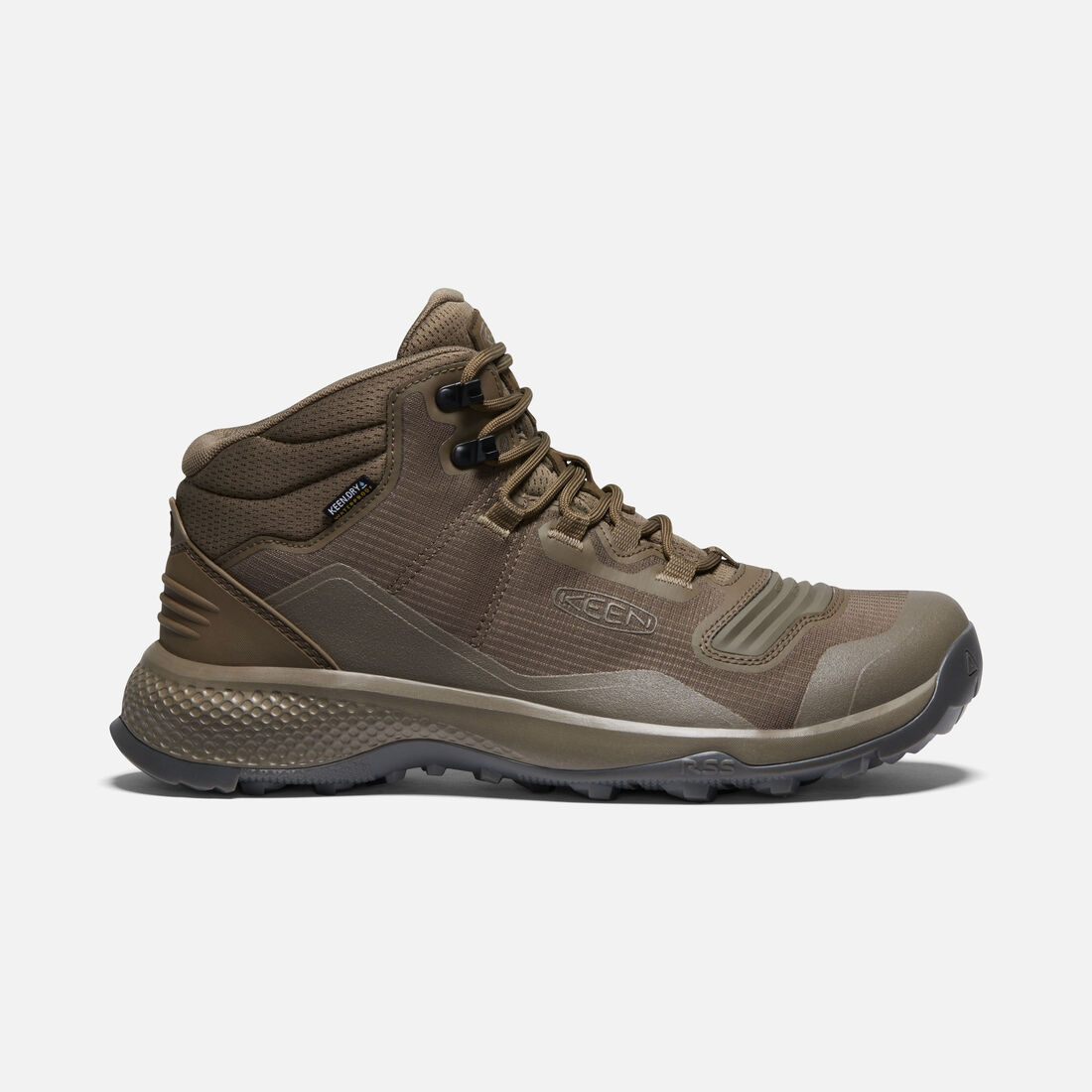 Men's Tempo Flex Waterproof Boot in Canteen/Canteen - large view.