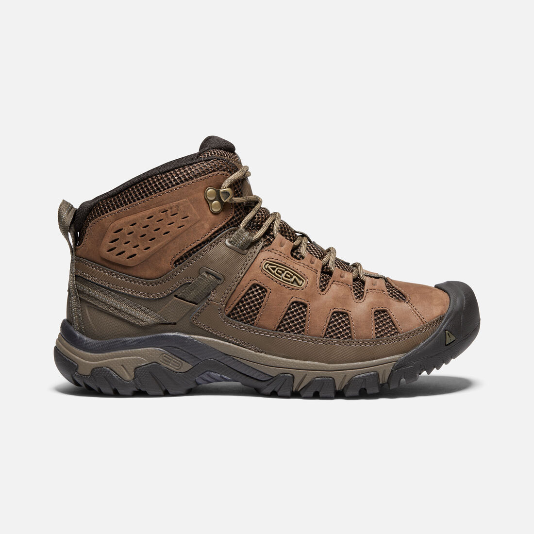 Men's TARGHEE VENT MID in CUBAN/ANTIQUE BRONZE - large view.