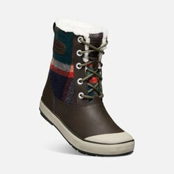 Women's Elsa Boot in Coffee Bean - small view.