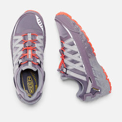 Women's Versatrail Waterproof in Shark/Tiger Lily - small view.