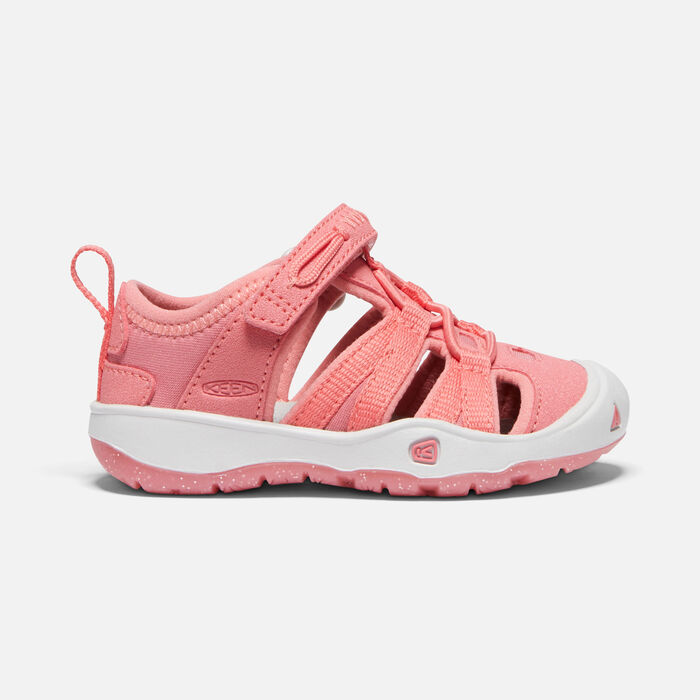 Toddler'S Moxie Sandals in Tea Rose/Vapor - large view.