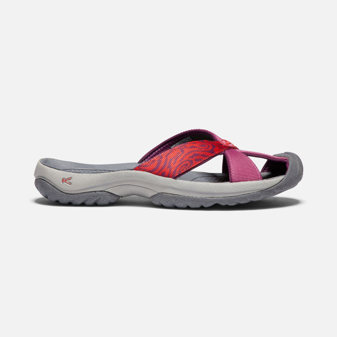 Women's Bali in RED VIOLET/BOYSENBERRY - large view.