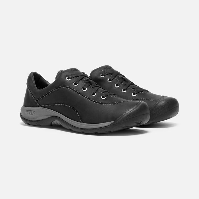 Keen Presidio II Femmes Chaussures Basses Chaussures De Loisirs Chaussures Cuir Low-Profile NEUF