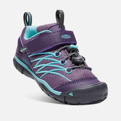 Little Kids' Chandler CNX in Montana Grape/Aqua Haze - small view.