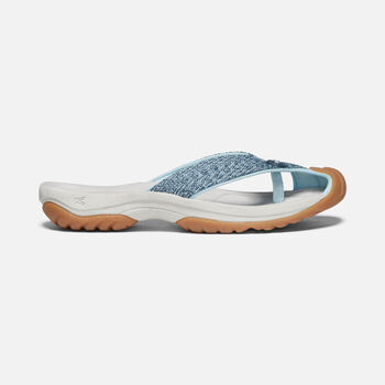 Women's Waimea H2 Sandal in Blue Glow/Deep Blue - large view.