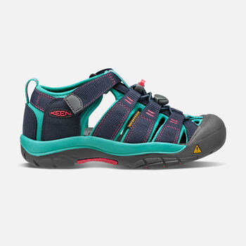 Big Kids' Newport H2 in MIDNIGHT NAVY/BALTIC - large view.