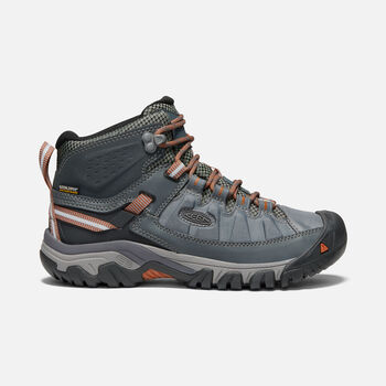 Women's TARGHEE EXP Waterproof Mid in TURBULENCE/ADOBE - large view.