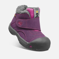 Toddlers' Kootenay Waterproof in Wineberry/Dahlia Mauve - small view.