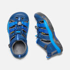 Little Kids' Newport H2 in BLUE OPAL/VIBRANT BLUE - small view.