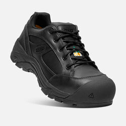 CSA Rossland (Composite Toe) pour homme in Black - small view.