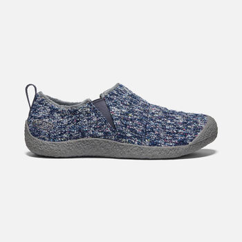 Women's Howser II Slippers in BLUE MULTI/BLUE NIGHTS - large view.