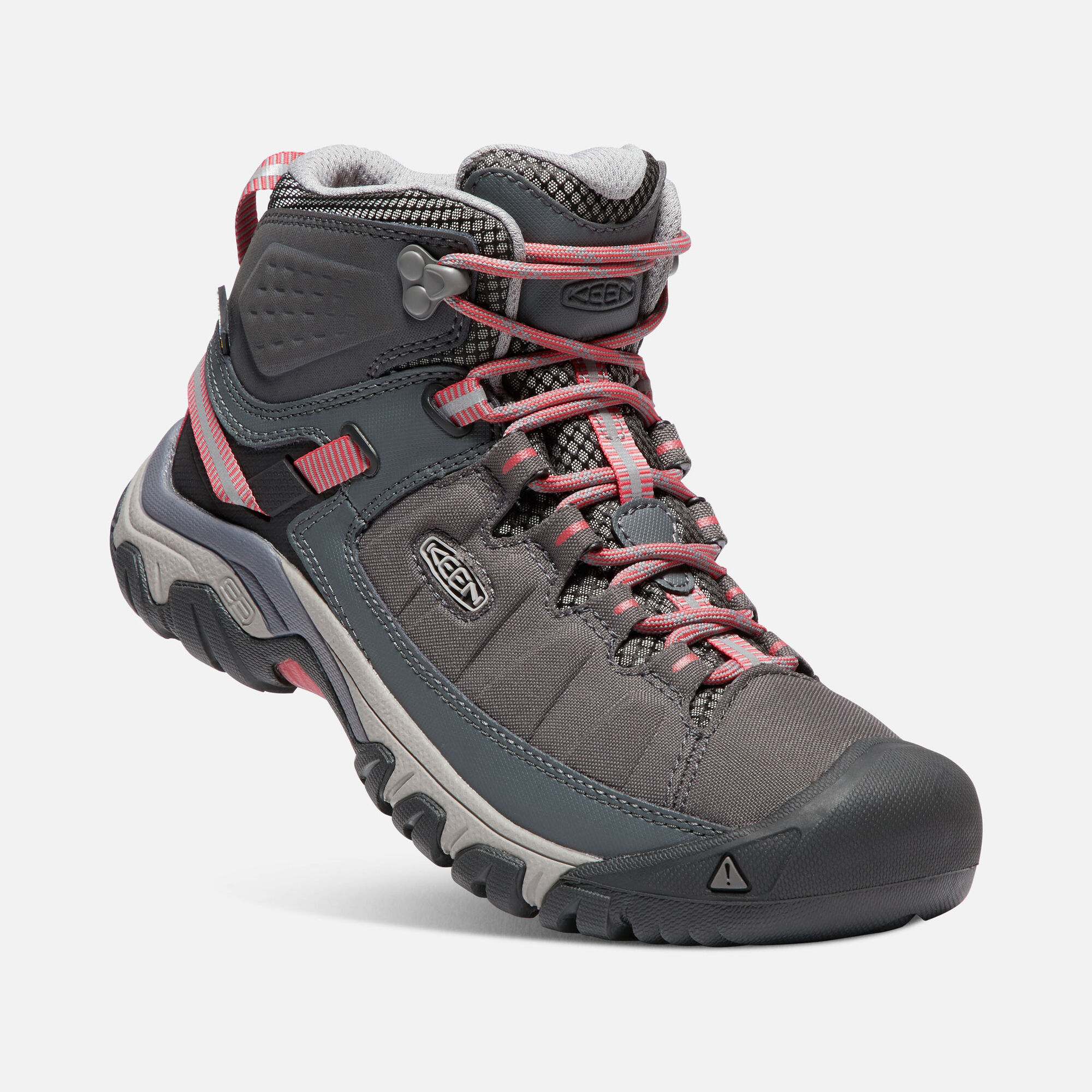 e3a41aa4ba6f WOMEN S TARGHEE EXP WATERPROOF MID HIKING BOOTS in MAGNET TEABERRY - small  view.