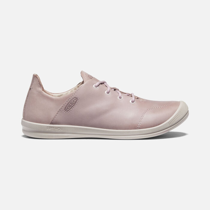 Women's Lorelai II Casual Trainers in Dusty Lavender - large view.