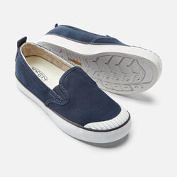 Women's Elsa Slip-On in Dress Blues - small view.