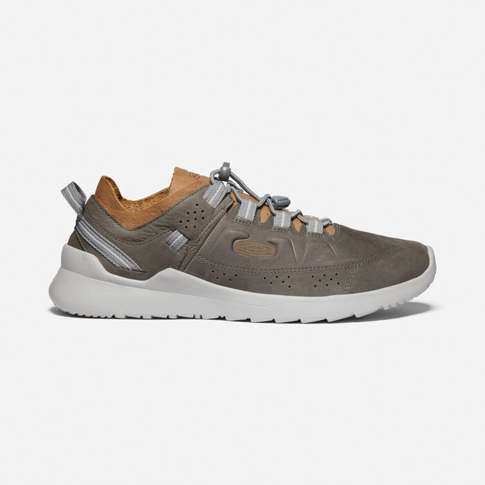 Men's Highland Casual Trainers in Steel Grey/Drizzle - large view.