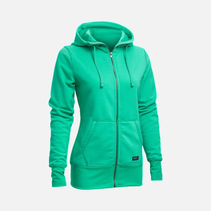 Women's Classic Hoodie in ARCADIA - large view.