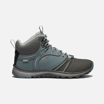 Women's TERRADORA WINTERSHELL Waterproof Mid in STORMY WEATHER/TURBULENCE - large view.