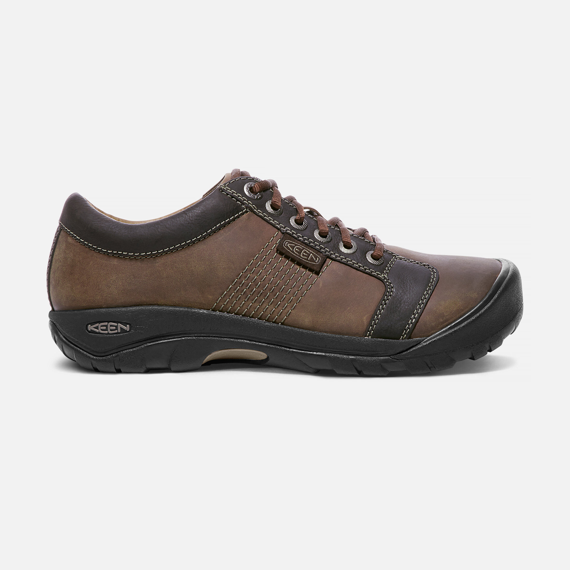 Oxfords & Lace-Ups Men Skeckers Relaxed Fit Vengar Oxford Brown Best Buy