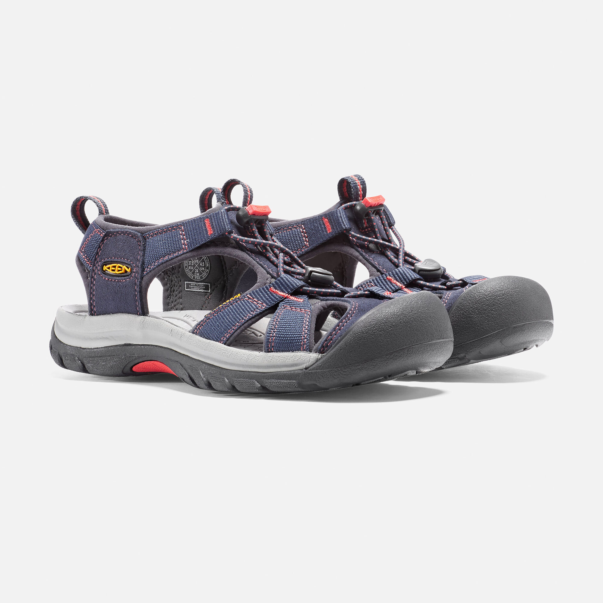 161ea819f2 Women's Venice H2 in Midnight Navy/Hot Coral - small view.