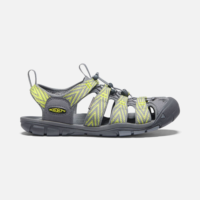 Men's Clearwater Cnx Sandals in Steel Grey/Evening Primrose - large view.