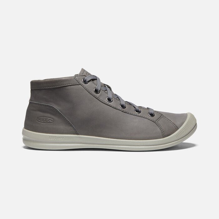 LORELAI CHUKKA POUR FEMME in STEEL GREY - large view.