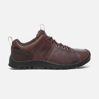 MEN'S CITIZEN KEEN WATERPROOF SHOES  in Gibraltar/Fudgesickle - large view.