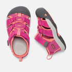 Toddlers' Newport H2 in Very Berry/Fusion Coral - small view.
