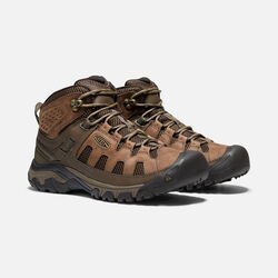 Men's TARGHEE VENT MID in CUBAN/ANTIQUE BRONZE - small view.
