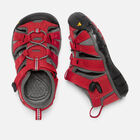 Toddlers' Seacamp II CNX in RACING RED/GARGOYLE - small view.