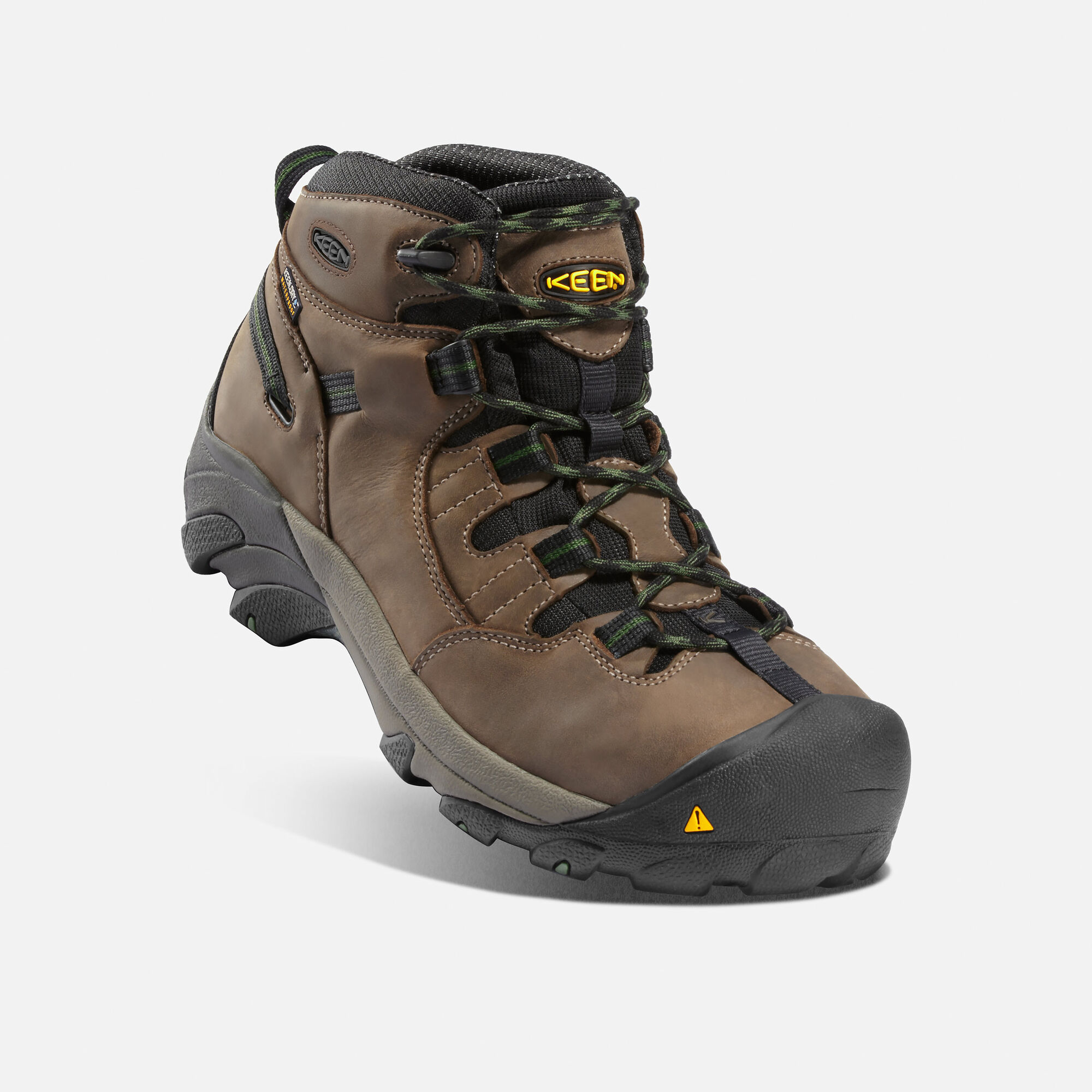 Men S Detroit Mid Steel Toe In Brindle Small View