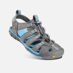 Women's Clearwater CNX in Gargoyle/Norse Blue - small view.