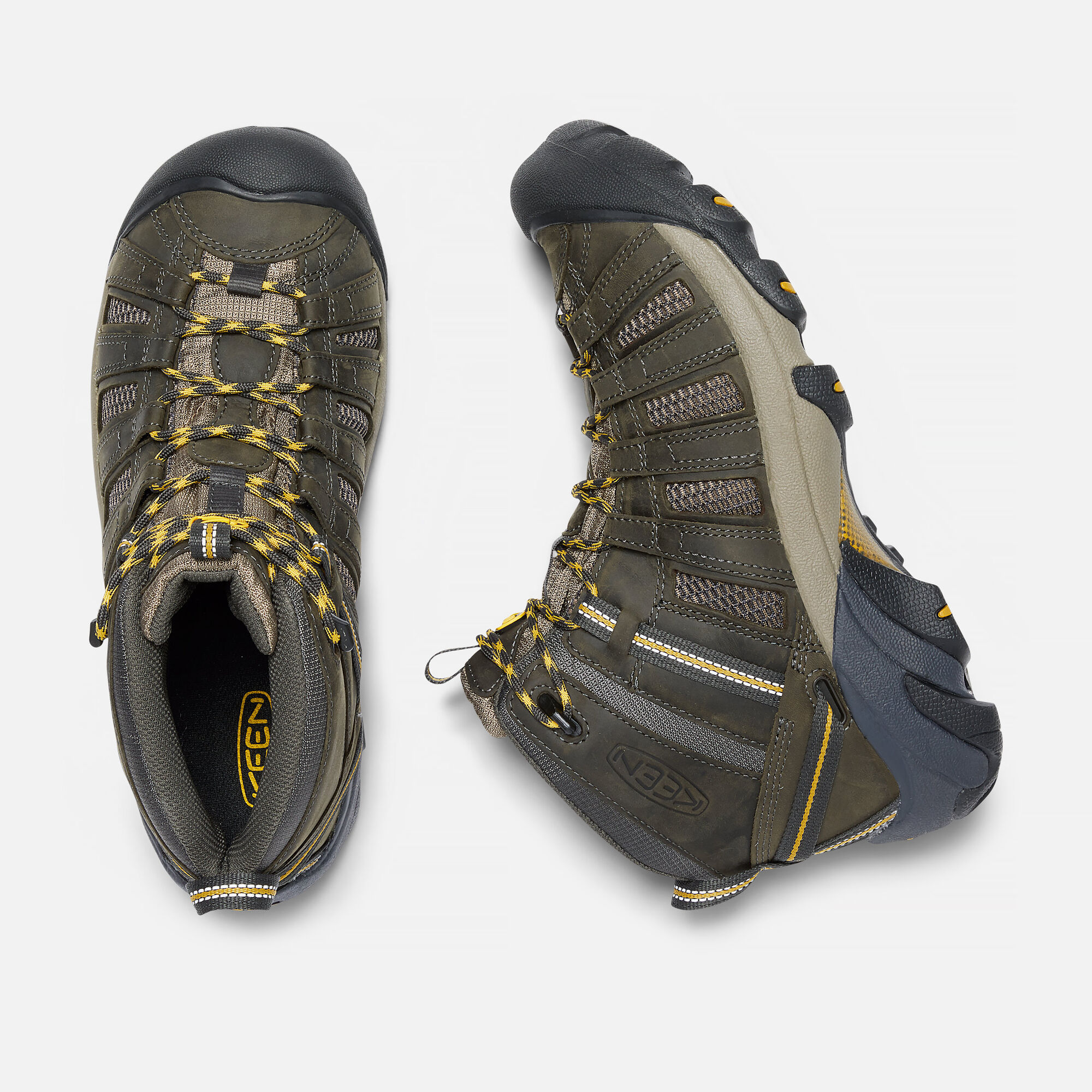 9150dd1a6fb Men's Voyageur Mid - Vented Hiking Boots | KEEN Footwear