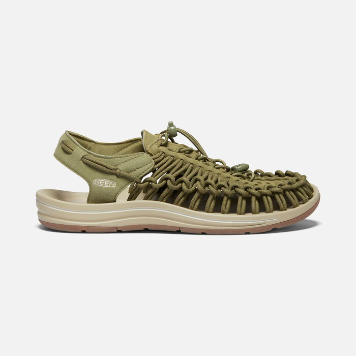 Women's UNEEK in Olive Drab/Safari - large view.