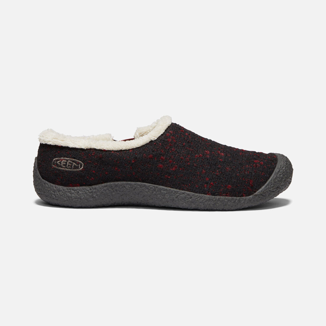 0d9a6f987a4 Women s Howser Wool Slide in FIRED BRICK RAVEN - large view.