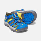Little Kids' Newport H2 in VIBRANT BLUE SHARKS - small view.