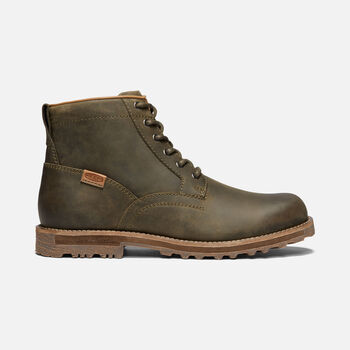 Men's 'The 59' Boot in DARK OLIVE/DARK EARTH - large view.