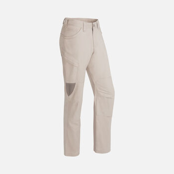 MEN'S NEWPORT CASUAL CARGO TROUSERS in Stone/Khaki - large view.