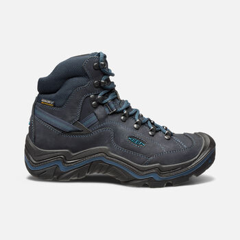 Women's Galleo Waterproof Hiking Boots in Oceania/Night - large view.
