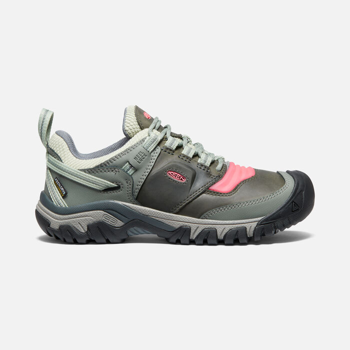 Women's Ridge Flex Waterproof in Castor Grey/Dubarry - large view.