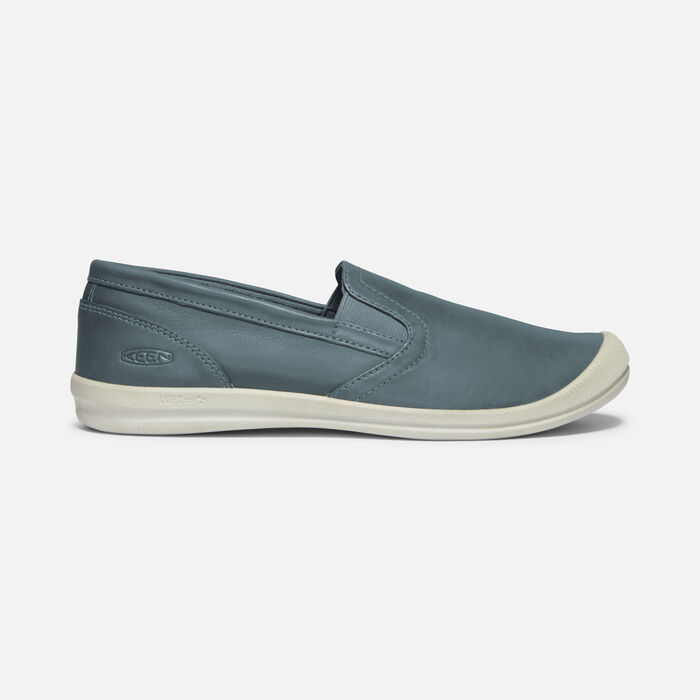 LORELAI SLIP-ON POUR FEMME in BLUE MIRAGE - large view.