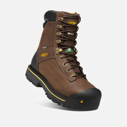 CSA Abitibi (Steel Toe) pour homme in Slate Black - small view.