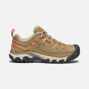 Women's Targhee Vent Hiking Shoes in SANDY/CORNSTALK - large view.