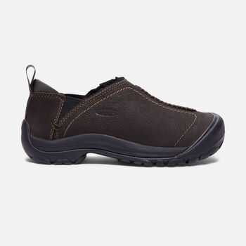 Women's Kaci Winter Shoes in Peat - large view.
